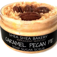 Decorative Soap+Scrub-Caramel Pecan Pie
