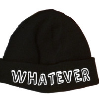 LOCAL HEROES — WHATEVER beanie