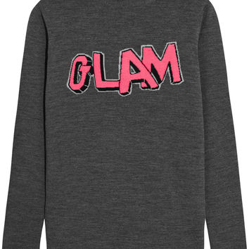 Bella Freud - Glam merino wool sweater