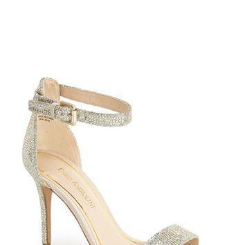 "Women's Enzo Angiolini 'Manna' Ankle Strap Sandal, 4"" heel"