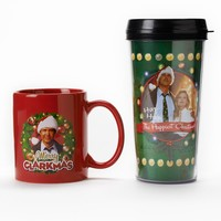 ICUP National Lampoon's Christmas Vacation Mug Set