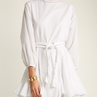 Ella belted cotton dress | Rhode Resort | MATCHESFASHION.COM US