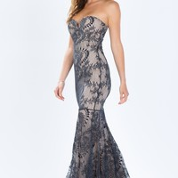 Carolina Lace Gown