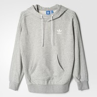 adidas Hooded Sweatshirt - Grey | adidas US