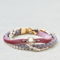 AEO Pink & Gray Arm Party, Multi