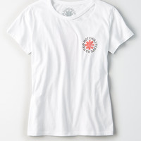 Red Hot Chili Peppers Graphic T-Shirt, White
