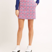 Shop Railing Print Golf Skort at vineyard vines