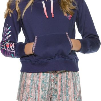ROXY PALM PULLOVER HOODIE