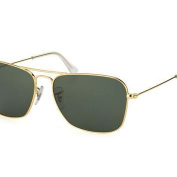 NEW Genuine Ray Ban RB3136 001 Arista Crystal Mens Sunglasses Glasses