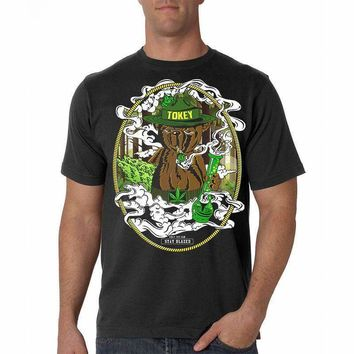 MEN'S TOKEY THE BEAR TEE