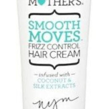 Not Your Mother's Smooth Moves Frizz Control Hair Cream, 4 Ounce