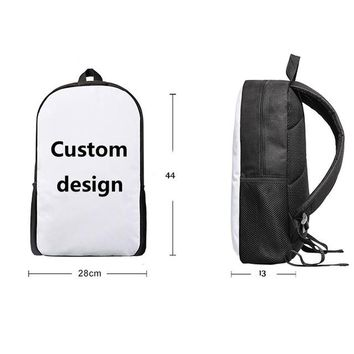Boys bookbag trendy WHOSEPET Children School Bags Boston Terrier Print School Backpacks Boys Girls Kids Schoolbag  Mochila Escolar Sac Enfant AT_51_3
