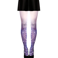 Stardust Ombre Tights