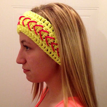 Softball/Baseball Headband PATTERN