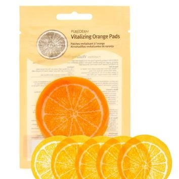Vitalizing Orange Pads