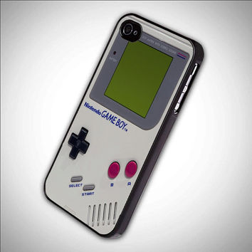 Nintendo Game boy new custom iPhone case for - iPhone 4/4s case / iPhone 5 case / Samsung S2 / Samsung S3/ Samsung S4