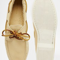 Shoe The Bear Ohoi Leather Boat Shoes