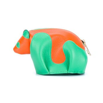 LOEWE   Leather Panda Coin Purse   brownsfashion.com   The Finest Edit of Luxury Fashion   Clothes, Shoes, Bags and Accessories for Men & Women