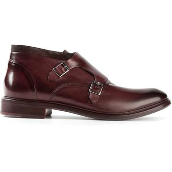 Paul Smith 'Gill' monk boots