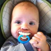 Charlie Boy Pacifier