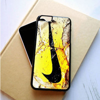 Nike Soccer Ball Art iPhone 6S Plus Case Sintawaty.com