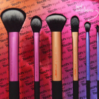 real technique 6pcs brushes