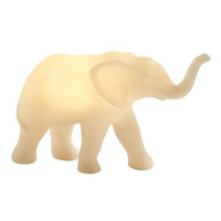 LED Elephant Lamp