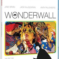 Jack MacGowran & Jane Birkin & Joe Massot-Wonderwall