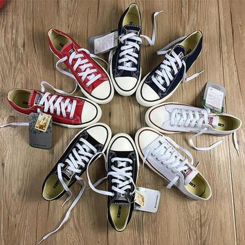 converse fashion canvas flats sneakers sport shoes-3