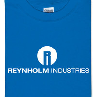 Reynholm Industries T-Shirt - Royal Blue,