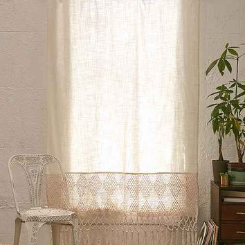 Plum & Bow Delilah Crochet Curtain