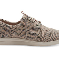 DUSTY ROSE BOUCLE WOMEN'S DEL REY SNEAKERS