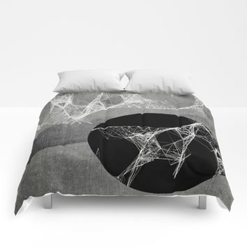 Webbed Comforters by DuckyB