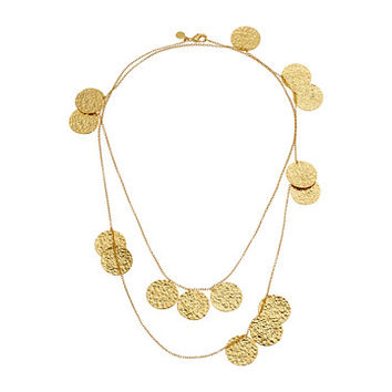 gorjana Faye Wrap Necklace Gold - Zappos.com Free Shipping BOTH Ways