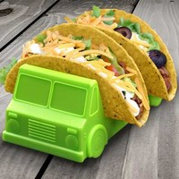 Taco Trucks Taco Holders - Truck Shaped Taco Holders