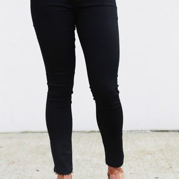Carly Skinny Dunlop By Articles Of Society {Black}