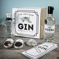 The Artisan Gin Maker's Kit at Firebox.com
