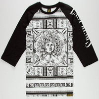 Last Kings The Rhyme Mens Baseball Tee White  In Sizes