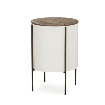 """ANICA SIDE TABLE - 17"""" TUBE"""