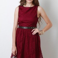 French Belle Dress