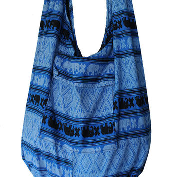messenger Bag,diaper Bag,handbags,hippie Hobo Bag,tote Bag, boho cotton,large boho, vegan,shoulder bag,bohemian bag,ethnic bag,thai bag