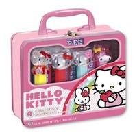 PEZ Gift Tin, Hello Kitty- 1.74 oz (49.3g)