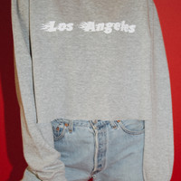 Nancy Los Angeles Flames Sweatshirt - Graphics