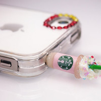 Starbucks Venti Frappe Pluggy by Siawlei on Etsy