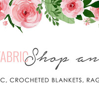 Triple E Crafter Fabric Shop and Goodies by EEECrafter