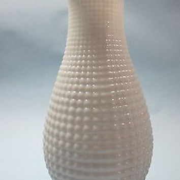 Milk white glass lamp shade dotted
