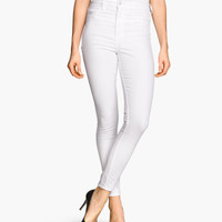 H&M Skinny High Jeans $9.95