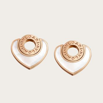 Earrings - BVLGARI BVLGARI 352645 |BVLGARI