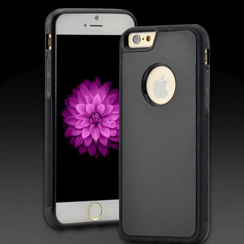 Nano Adsorption Case New Anti Gravity Cover for iphone 7 7 Plus & iphone 6 6s Plus & iphone se 5s + Gift Box