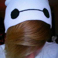 Big Hero 6 Baymax Inspired Beanie